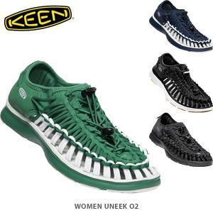 KEEN キーン レディース サンダル ユニーク オーツー 靴 スニーカー スポーツ オープンエアースニーカー UNEEK O2 WOMEN KEE0082 国内正規品|geak