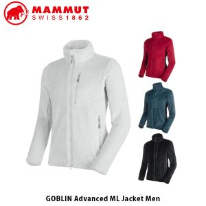 マムート メンズ フリース GOBLIN Advanced ML Jacket Men ジャケット 1014-22991 MAMMUT MAM101422991|geak