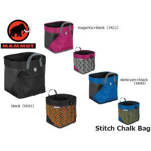 マムート ステッチボルダーチョークバッグ Stitch Boulder Chalk Bag 2290-00910 MAMMUT MAM229000910|geak