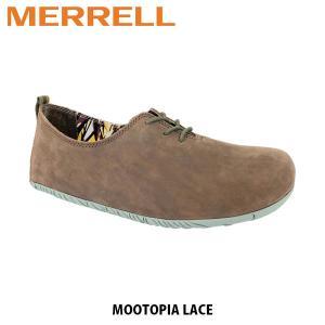 メレル MERRELL メンズ ムートピア レース ブロンテブラウン レザー 本革 レザーシューズ カジュアル スニーカー シューズ 靴 MOOTOPIA LACE 20557 MERM20557|geak
