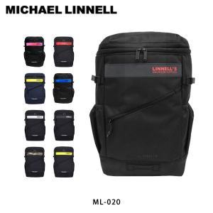 マイケルリンネル リュック Toss Pack 32L バックパック スクエア ボックス デイパック メンズ レディース MICHAEL LINNELL ML-020 ML020 国内正規品 geak