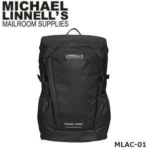 マイケルリンネル リュック MLAC-01 約29L バックパック おしゃれ 通勤 通学 メンズ レディース 男女兼用 MICHAEL LINNELL MLAC01 国内正規品|geak