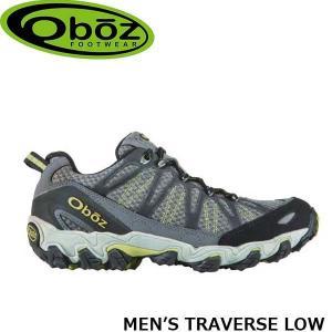 オボズ メンズ トレッキングシューズ 登山靴 マウンテンシューズ トラバース ロー MEN'S TRAVERSE LOW アウトドア キャンプ 山登り 21501 Oboz OBZ21501|geak