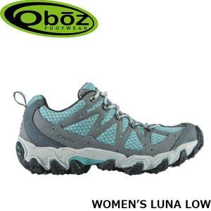 オボズ レディース トレッキングシューズ 登山靴 マウンテンシューズ ウィメンズ ルナ ロー WOMEN'S LUNA LOW 山登り 21802 Oboz OBZ21802|geak