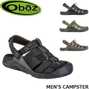 オボズ サンダル メンズ M'S CAMPSTER メンズ キャンプスター シューズ 60501 アウトドア キャンプ 山登り アウトドアギア Oboz OBZ60501|geak