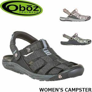オボズ サンダル レディース W'S CAMPSTER ウィメンズ キャンプスター シューズ 60502 アウトドア キャンプ 山登り アウトドアギア Oboz OBZ60502|geak