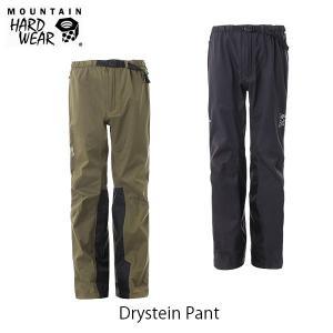 マウンテンハードウェア メンズ ロングパンツ ドライステインパンツ Drystein Pant 防水 ハードシェル 登山 トレッキング 男性用 OE7606 国内正規品|geak