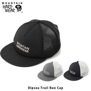マウンテンハードウェア ディプシートレイルランキャップ 帽子 ハット キャップ 吸湿速乾 ストレッチメッシュ ハイキング キャンプ OE8246 国内正規品|geak