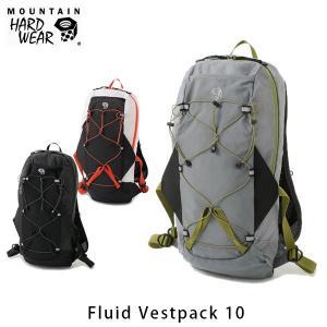 マウンテンハードウェア メンズ レディース フリューイッドベストパック10 Fluid Vestpack 10 バックパック リュックサック デイパック 10L OE8249 国内正規品|geak