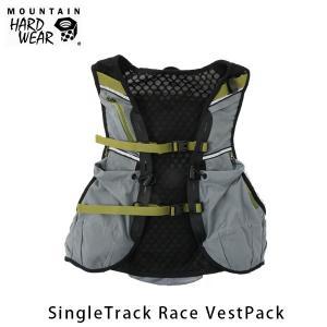 マウンテンハードウェア メンズ レディース シングルトラックレースベストパック 5L バックパック リュックサック デイパック キャンプ 登山 OE8250 国内正規品|geak