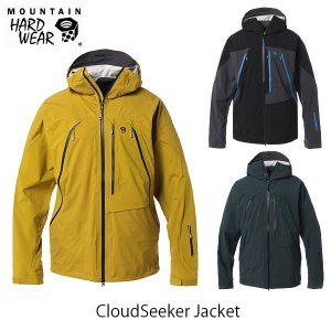 マウンテンハードウェア メンズ ジャケット クラウドシーカージャケット CloudSeeker Jacket スノーウェア スキー スノーボード 防水 MOUNTAIN HARDWEAR OM7874|geak