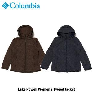 コロンビア Columbia レディース ジャケット レイクパウエル Lake Powell Women's Tweed Jacket 上着 アウター PL3138 国内正規品|geak