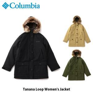 コロンビア Columbia レディース ミリタリージャケット タナナループ ウィメンズジャケット Tanana Loop Women's Jacket アウター 上着 PL5077 国内正規品|geak
