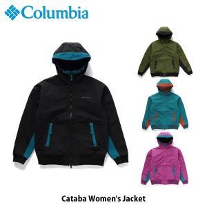 コロンビア Columbia レディース リバーシブルジャケット カタバ Cataba Women's Jacket 撥水 キャンプ アウトドア 上着 アウター PL5094 国内正規品|geak