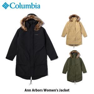 コロンビア Columbia レディース ジャケット アンアーバース Ann Arbors Women's Jacket 3in1ウィンタージャケット アウター 上着 PL7093 国内正規品|geak