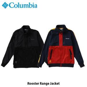 コロンビア Columbia メンズ アウター ルースターレンジジャケット トップス 長袖 ジャケット 上着 撥水 アウトドア キャンプ カジュアル PM1583 国内正規品|geak