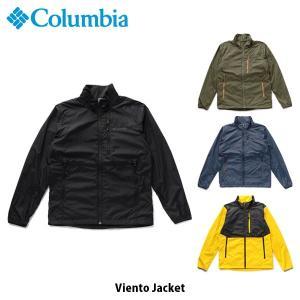 コロンビア Columbia メンズ アウター ビエントジャケット トップス 長袖 ジャケット 上着 撥水 アウトドア キャンプ カジュアル PM3742 国内正規品|geak