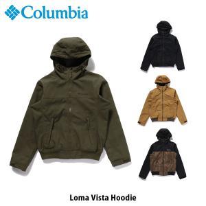 コロンビア Columbia メンズ レディース ブルゾン ロマビスタフーディー Loma Vista Hoodie 中綿 キャンプ アウトドア 上着 アウター PM3753 国内正規品|geak