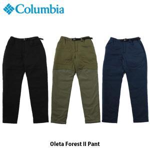 コロンビア Columbia メンズ パンツ 中綿パンツ オレタフォレストIIパンツ Oleta Forest II Pant 撥水 キャンプ コンパクト PM4967 国内正規品 geak