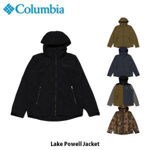コロンビア Columbia メンズ ウィンドジャケット レイクパウエルジャケット Lake Powell Jacket 上着 アウター キャンプ ハイキング PM5690 国内正規品 geak