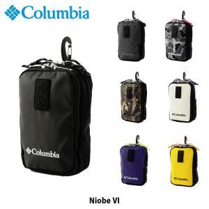 コロンビア Columbia ポーチ ナイオベVI Niobe VI フェス 旅行 PU2012 国内正規品|geak