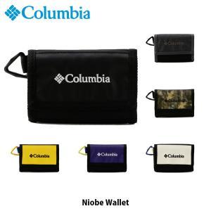 コロンビア Columbia ミニウォレット ナイオベウォレット Niobe Wallet 旅行 フェス ミニ財布 アウトドア PU2249 国内正規品|geak