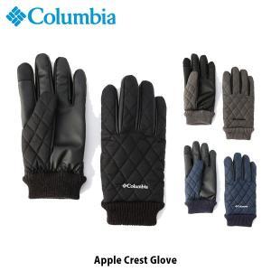 コロンビア Columbia メンズ レディース 手袋 グローブ アップルクレストグローブ Apple Crest Glove タッチパネル対応 PU3084 国内正規品|geak