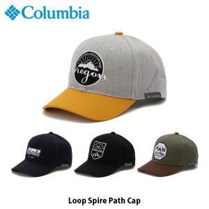 コロンビア Columbia メンズ レディース ループスパイアーパスキャップ 帽子 キャップ ハット アウトドア キャンプ 日よけ帽子 紫外線カット PU5051 国内正規品 geak
