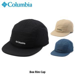 コロンビア Columbia メンズ レディース 帽子 キャップ ビーリムキャップ Bee Rim Cap ハイキング アウトドア 紫外線カット PU5437 国内正規品|geak