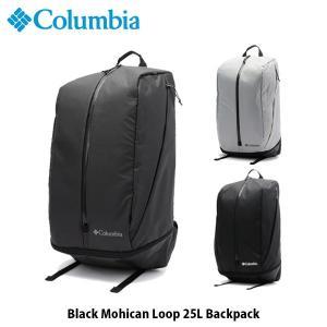 コロンビア Columbia ブラックモヒカンループ25Lバックパック かばん バッグ リュック PC収納 通勤 通学 タウンユース PU8056 国内正規品|geak