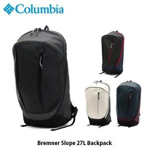 コロンビア Columbia ブレムナースロープ27Lバックパック かばん バッグ リュック 通勤 通学 タウンユース PU8058 国内正規品|geak