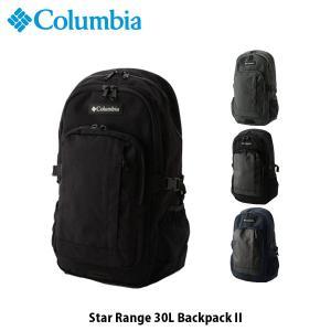 コロンビア Columbia スターレンジ30LバックパックII 30L バックパック デイパック リュック 撥水 通勤 通学 B4 Star Range 30L Backpack II PU8197 国内正規品|geak