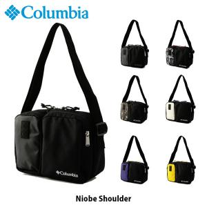コロンビア Columbia メンズ レディース ショルダーバッグ ナイオベショルダー Niobe Shoulder 旅行 男女兼用 PU8245 国内正規品 geak