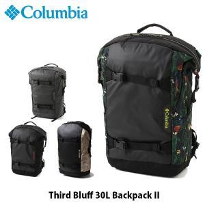 コロンビア Columbia メンズ レディース リュック サードブラフ30LバックパックII バックパック 撥水 スクエアフォルム 通勤 通学 PU8326 国内正規品|geak