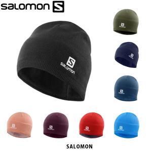 SALOMON サロモン SALOMON BEANIE ビーニー 帽子 ユニセックス アウトドア S...