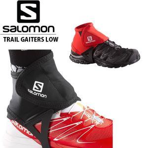サロモン メンズ レディース コンパクトゲイター TRAIL GAITERS LOW トレイルランニング トレッキング ユニセックス L32916600 L38002000 SALOMON SAL0232|geak