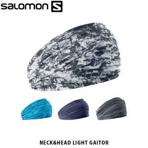 SALOMON サロモン NECK&HEAD LIGHT GAITOR ネックウォーマー アウトドア LC1152000 LC1151800 LC1151900 LC1152100 SAL0716|geak