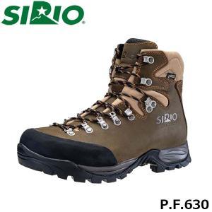 シリオ 登山靴 メンズ レディース トレッキングシューズ P.F.630 ミッドカット ゴアテックス 防水 ブーツ 登山 3E+ 幅広 日本人専用 SIRIO SIRPF630|geak