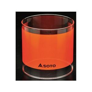 SOTO ソト ランタン用ホヤ ハーフスクリーンカラーホヤ ST-2332|geak