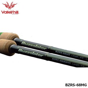 バレーヒル バズスレイター BZRS-68MG 釣り竿 ナマズロッド 竿 ロッド Valleyhill FRESH WATER VAL001890 geak