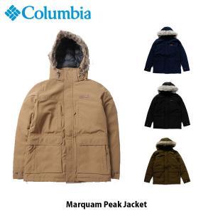 コロンビア Columbia メンズ マウンテンパーカー マーカムピークジャケット Marquam Peak Jacket 上着 アウター アウトドア 中綿 キャンプ WE1250 国内正規品 geak