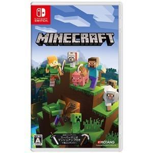 【送料無料・即日出荷】Nintendo Switch Minecraft マインクラフト マイクラ 050836|geamedarake2-store