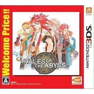 【送料無料・即日出荷】3DS テイルズ オブ ジ アビス Welcome Price!! 020846|geamedarake2-store