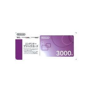 【送料無料・即日出荷】任天堂 ニンテンドープリペイドカード3000円 150316|geamedarake2-store