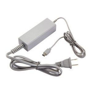 【送料無料(宅配便発送)!即日出荷】任天堂 Wii U GamePad ACアダプター 純正品 400170|geamedarake2-store