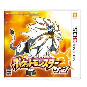 【送料無料・即日出荷】(早期購入特典付) 3DS ポケットモンスター サン ポケモン  020776