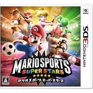 【送料無料・即日出荷】(初回封入特典付)3DS マリオスポーツ スーパースターズ  020842|geamedarake2-store