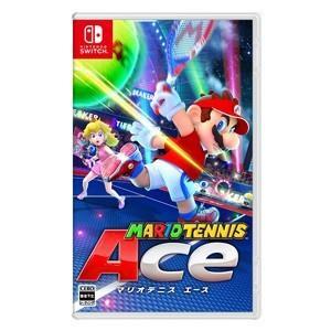 【送料無料・即日出荷】Nintendo Switch マリオテニス エース 050808|geamedarake2-store