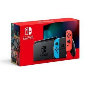 【送料無料(宅配便発送)・即日出荷】(新モデル)Nintendo Switch 本体 Joy-Con...