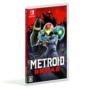 【送料無料・即日出荷】Nintendo Switch メトロイド ドレッド 050822